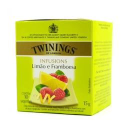 Leve 3 Und - Chá Misto de Limão c/ Framboesa Twinings 15g c/ 10