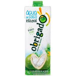 Leve 3 Und - Água de Coco Integral Obrigado 1 Litro