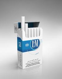 Leve 10 Und  Cigarro L&M Blue Box