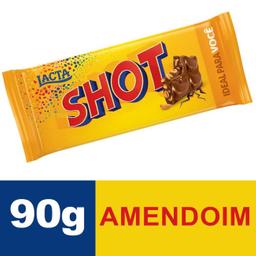 leve 3 Und - Chocolate SHOT Lacta 90g