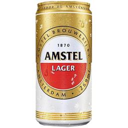 Leve 12 Und - Cerveja Amstel Lata 269ml