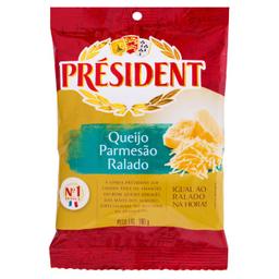Queijo Parmesão Ralado Président 100g