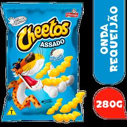Cheetos Salgadinho Elma Chips Requeijão