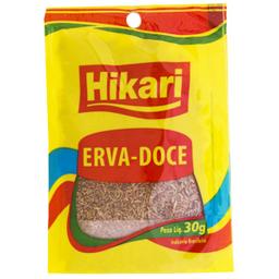 Erva Doce Hikari 30G