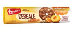 Biscoito Cereale & Frutas Sabor Damasco e Laranja Bauducco 141g
