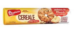 Biscoito Cereale & Frutas Sabor Maçã e Uva Passa Bauducco 141g