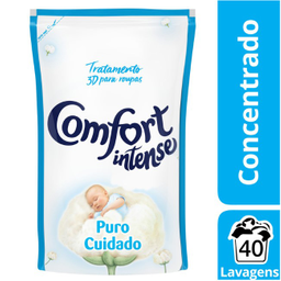 Leve 2 Amaciante Concentrado Puro Cuidado Comfort Sachê