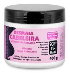 Leve 3 Und - Mascara Softfix 400G Desmaia Cabeleira