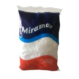 Leve 10 Und  Sal Miramar Refinado 1Kg