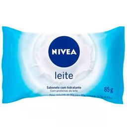 Sabonete em Barra Hidratante Proteina do Leite Nivea 85g