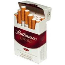 Leve 10 Und - Cigarro Rothmans Red Box