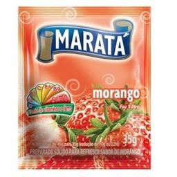 Maratá Pó Para Refresco Morango