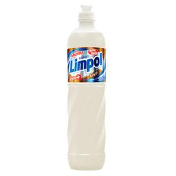 leve 3 Und - Detergente Líquido Limpol Coco 500 mL