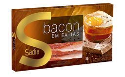 Leve 3 - Bacon Sadia Fatiado 250g