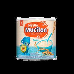 leve 3 und - Cereal infantil MUCILON arroz 400g