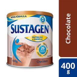 Leve 3 Sustagen Adulto+ 400g Sabor Chocolate Complemento
