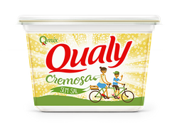 Leve 3 - Margarina Qualy Cremosa Sem Sal 500g
