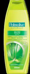 Leve 3 Und - Shampoo Palmolive Naturals 350Ml Neutro