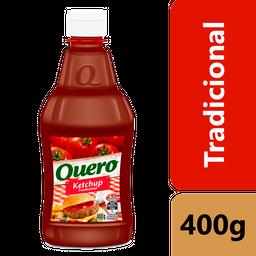 leve 3 Und - Ketchup Quero Tradicional 400g
