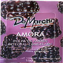 Leve 3 Und  Polpa Fruta Demarchi Amora 100G