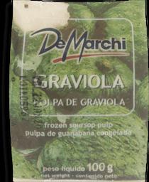 Leve 3 Und - Polpa Fruta Demarchi Graviola 100G