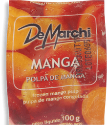 Leve 3 Und - Polpa Fruta Demarchi Manga 100G