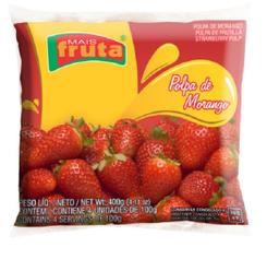 Leve 3 Und - Polpa Fruta Demarchi Morango 100G