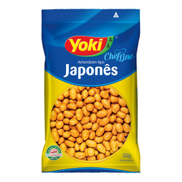 Leve 3 Und - Amendoim Japones Yoki Pct 500G