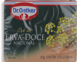 Leve 3 Und - Cha Oetker Erva Doce Cx 10G C/10
