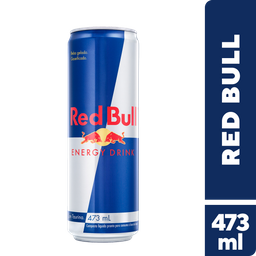 Leve 3 - Energético Red Bull Regular 473ml