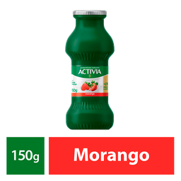 leve 3 und - Activia Liq Morango Lte Ferm 150G