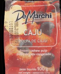 Leve 3 Und - Polpa Fruta Demarchi Caju 100G