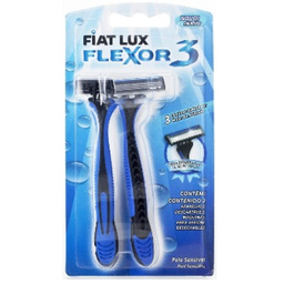 Leve 3 Und - Ap Barb Fiat Lux Os Flexor Fl C2 Azul