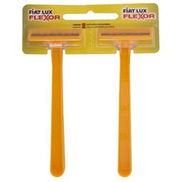 Leve 3 Und - Ap Barbear Fiat Lux Os Flexor C2 Amarelo