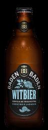 Leve 3 Und - Cerveja Baden 600 mL Witbier