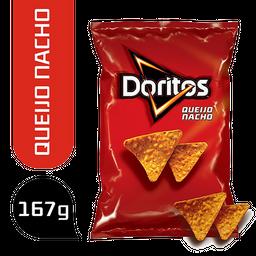 Leve 3 Salgadinho de Milho Queijo Nacho Doritos Pacote 167g