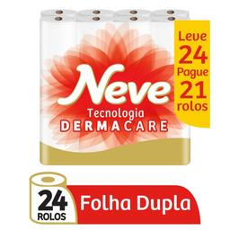 leve 3 und - Papel Higiênico Neve Toque De Seda Leve 24 Pague 21