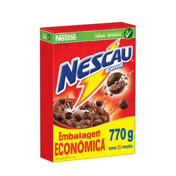 Leve 3 Und - Cereal Nestle Nescau Cxa 770G