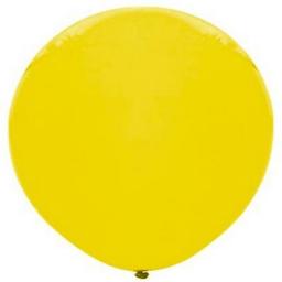 Leve 3 Und - Balao Festball C/50 Tam 8 Amarelo