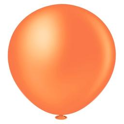 Leve 3 Und  Balao Festball C/50 Tam 8 Laranja