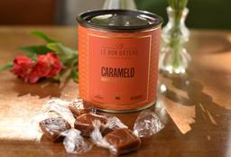 Caramelo Baunilha e Flor de Sal