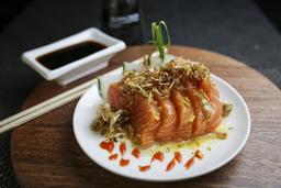 Sashimi Salmão Pepper
