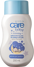 Avon Care Baby Calming Sabonete Líquido