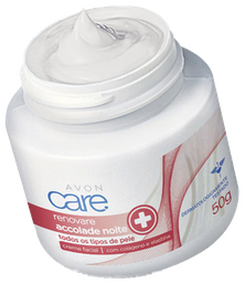 Avon Care Renovare Accolade Noite Creme Facial