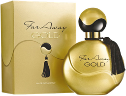 Far Away Gold Colônia Desodorante Feminino