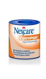Nexcare Esparadrapo Impermeável Bege 50 X 3