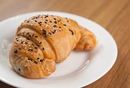 Croissant Recheado Queijo E Presunto