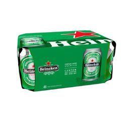 Pack Cerveja Heineken 12 Und 350 mL