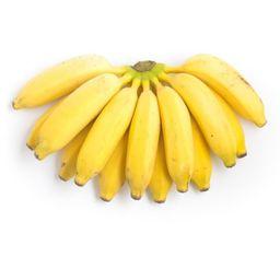 Banana Prata Orgânica