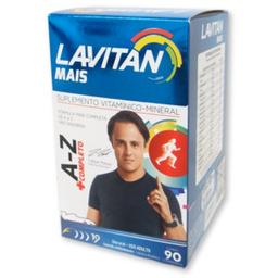 Lavitan Mais Suplemento A-z Cimed -